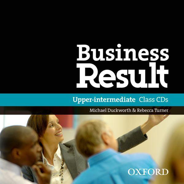 BUSINESS RESULT UPPER-INTERMEDIATE: AUDIO CDS (2)
