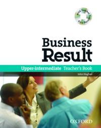BUSINESS RESULT UPPER-INTERMEDIATE: TEACHER'S BOOK PACK (TEACHER'S BOOK WITH DVD)