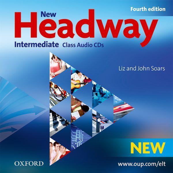 NEW HEADWAY, 4TH EDITION INTERMEDIATE: CLASS AUDIO CDS (3)