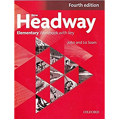 NEW HEADWAY, 4TH EDITION ELEMENTARY: WORKBOOK AND ICHECKER WITH KEY