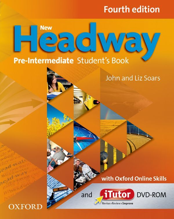 NEW HEADWAY, 4TH EDITION PRE-INTERMEDIATE: STUDENT'S BOOK, ITUTOR AND ONLINE PRACTICE PACK