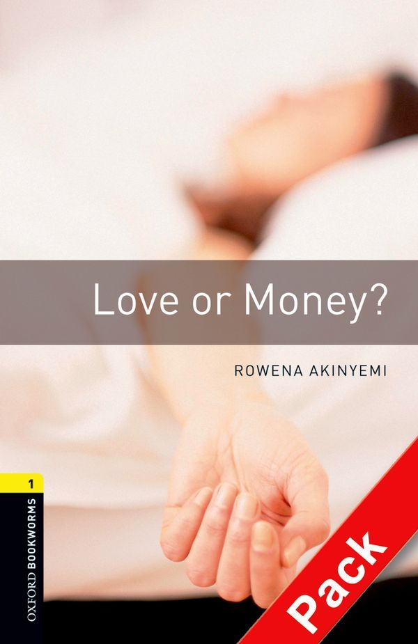 LOVE OR MONEY PACK 3E S1 OXFORD BOOKWORMS LIBRARY