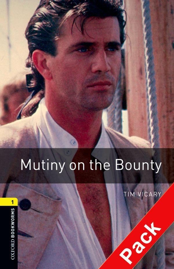 OBWL 3E LEVEL 1: MUTINY ON THE BOUNTY AUDIO CD PACK