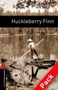 OBWL 3E LEVEL 2: HUCKLEBERRY FINN AUDIO CD PACK
