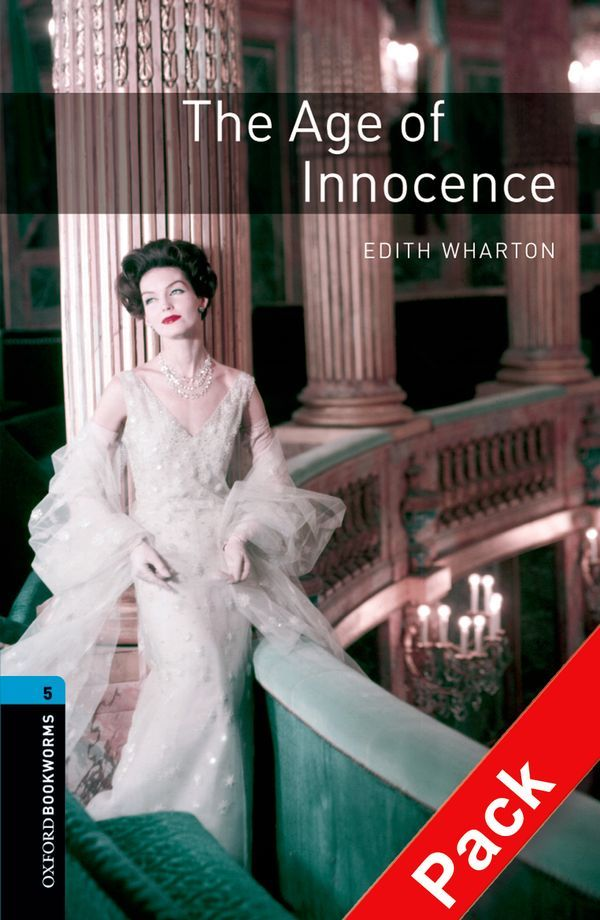 AGE OF INNOCENCE PACK 3E S5 OXFORD BOOKWORMS LIBRARY