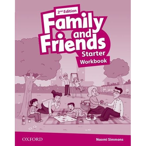 FAMILY & FRIENDS 2E: STARTER WORKBOOK