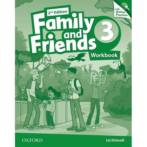 FAMILY & FRIENDS 2E: 3 WORKBOOK