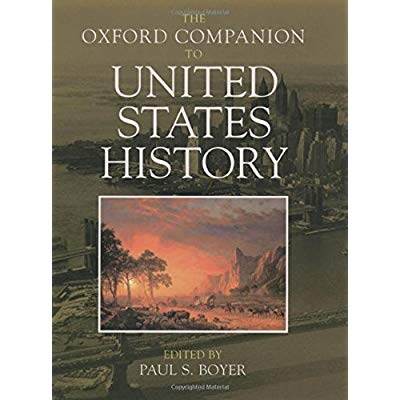 OXFORD COMPANION TO UNITED STATES HISTOY
