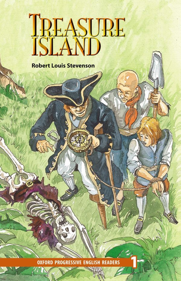 OPER NEW EDITION 1: TREASURE ISLAND