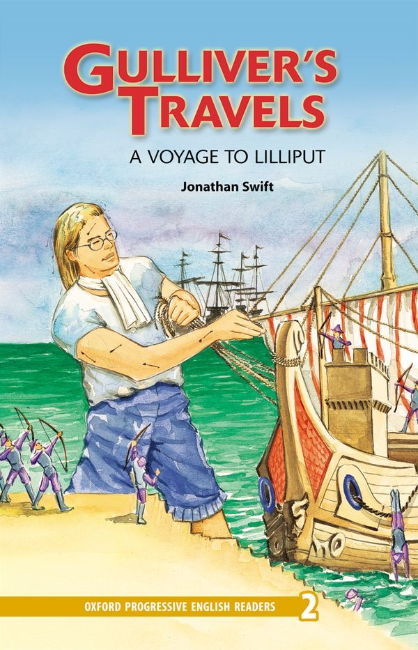 OPER NEW EDITION 2: GULLIVER'S TRAVELS - A VOYAGE TO LILLIPUT