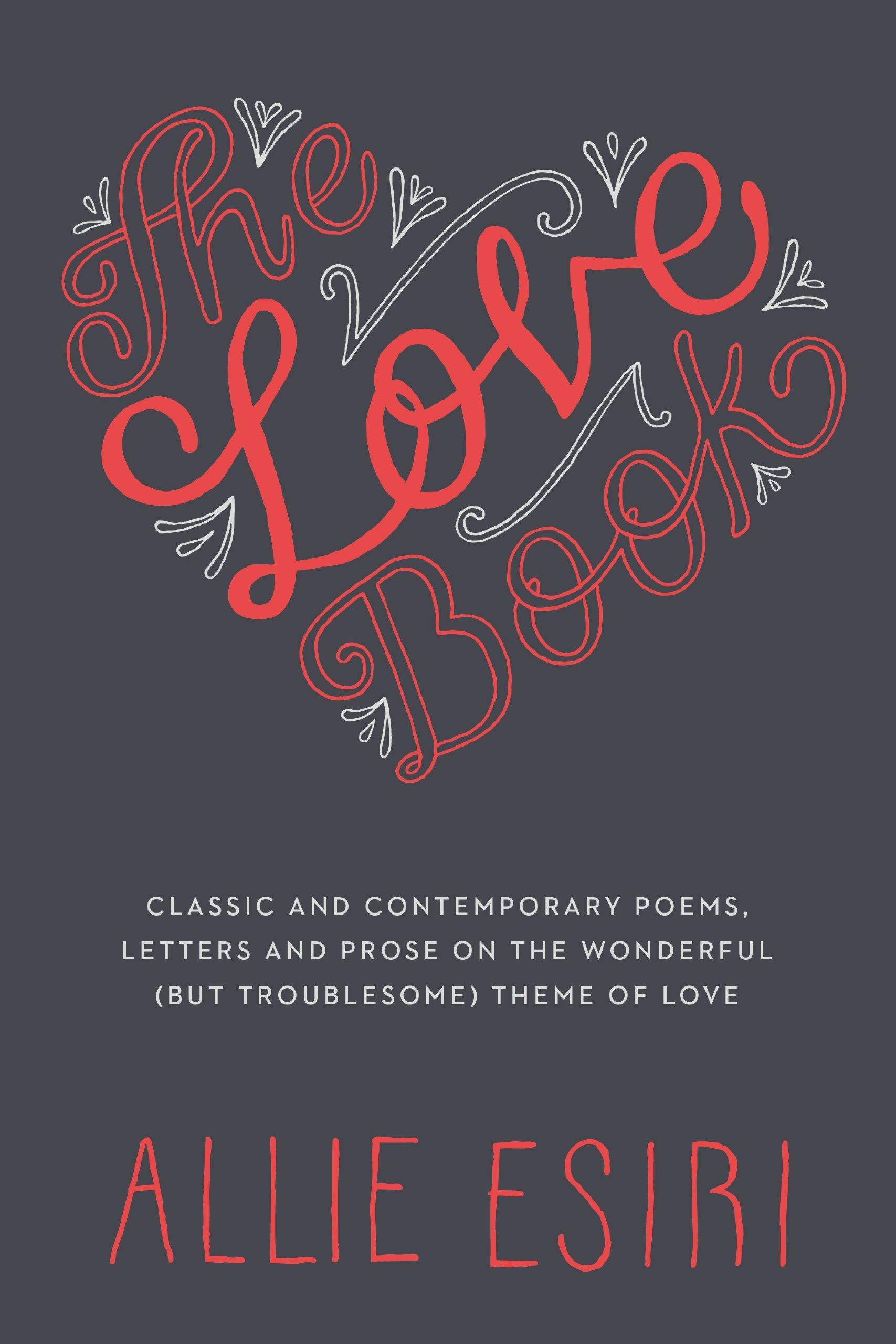 THE LOVE BOOK /ANGLAIS