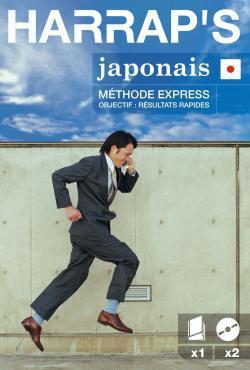 HARRAP'S METHODE EXPRESS JAPONAIS - LIVRE + 2 CD