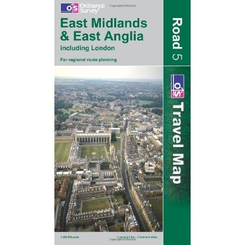 *EAST MIDLANDS & EAST ANGLIA*