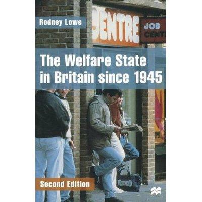 WELFARE STATE IN GB