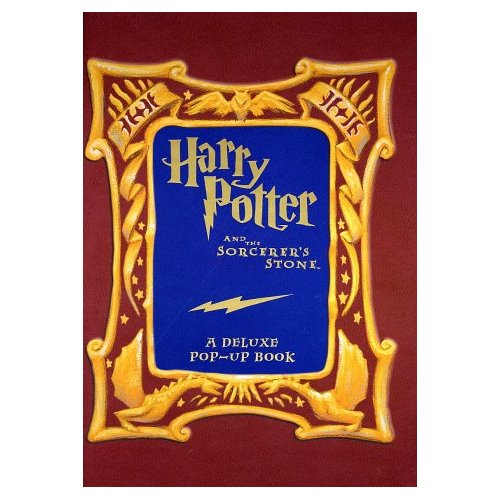 HARRY POTTER AND THE SORCERER S STONE 1 POP UP