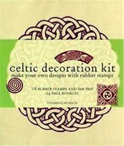 CELTIC DECORATION KIT /ANGLAIS