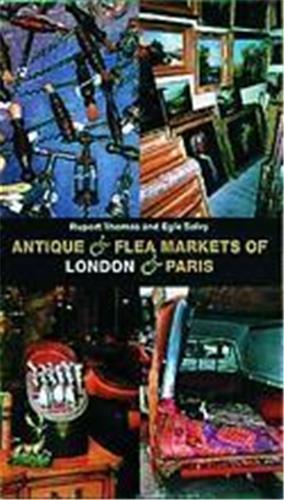ANTIQUE & FLEA MARKETS OF LONDON /ANGLAIS