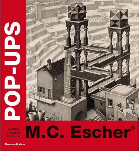 M.C. ESCHER POP-UPS /ANGLAIS