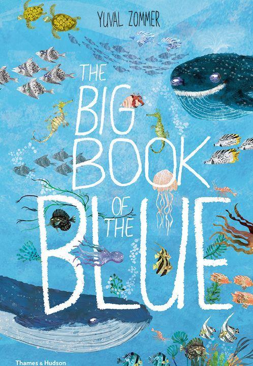 THE BIG BOOK OF THE BLUE /ANGLAIS