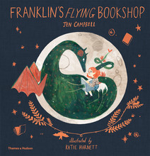 FRANKLIN'S FLYING BOOKSHOP /ANGLAIS