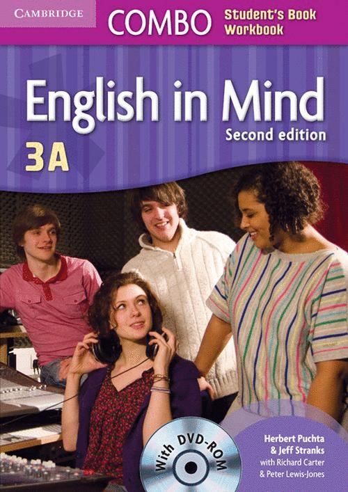 ENGLISH IN MIND LEVEL 3 COMBO A WITH DVD-ROM