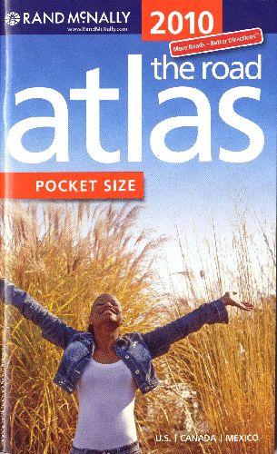 **POCKET ATLAS 2010 (USA CANADA MEXIQUE)