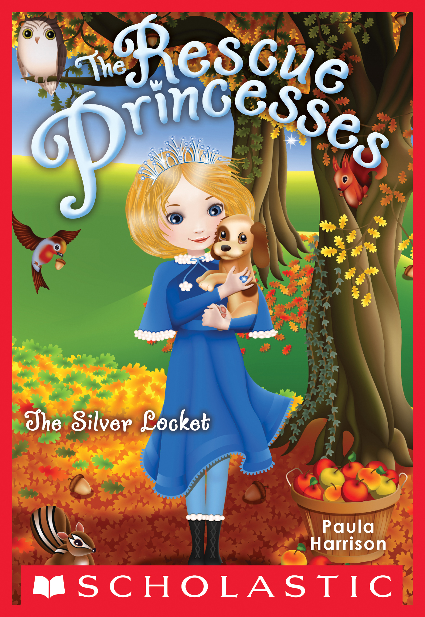 Rescue Princesses #9: The Silver Locket