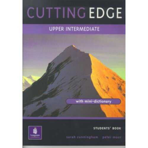 CUTTING EDGE UPPER-INT ST BK