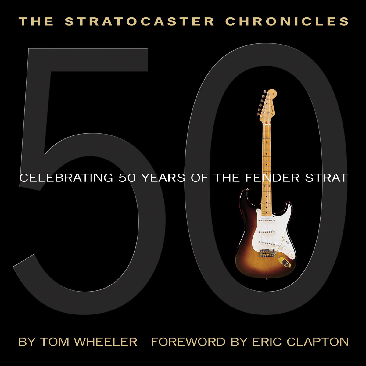 THE STRATOCASTER CHRONICLES GUITARE +CD