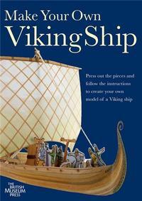 MAKE YOUR OWN VIKING SHIP MODEL /ANGLAIS