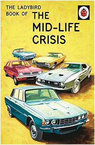 LADYBIRD BOOK OF THE MID-LIFE CRISIS, THE