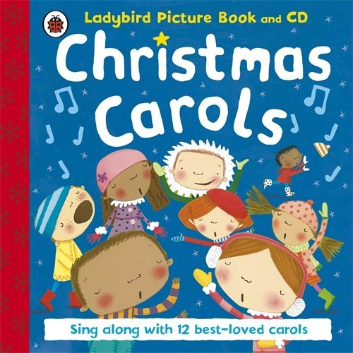 LADYBIRD CHRISTMAS CAROLS BOOK AND CD