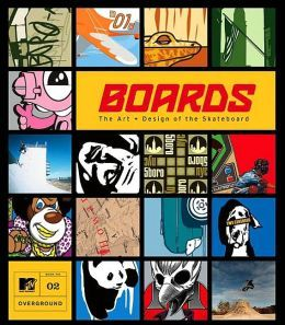 BOARDS: ART AND DESIGN SKATEBOARDS