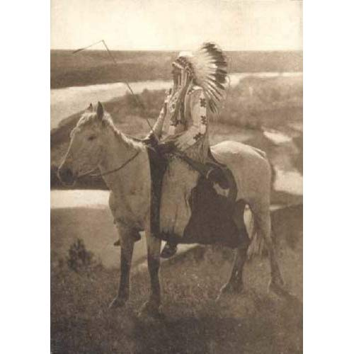 EDWARD CURTIS GREAT PLAINS (NATIVE NATIONS SERIES) /ANGLAIS