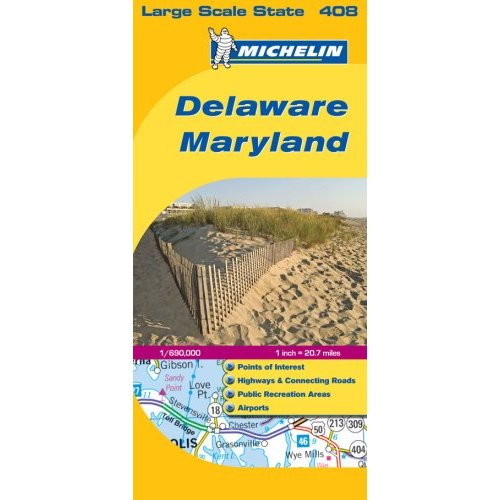 CARTE US DELAWARE/MARYLAND