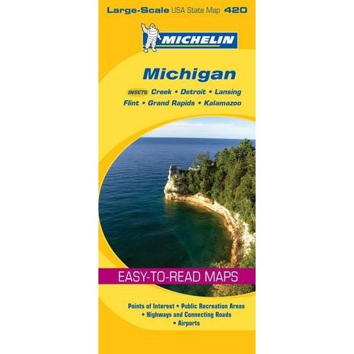 CARTE US MICHIGAN