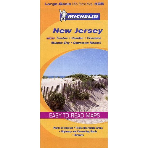 CARTE US NEW JERSEY