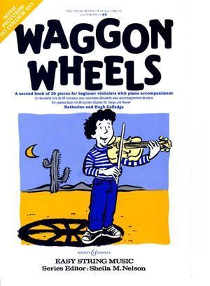 WAGGON WHEELS VIOLON