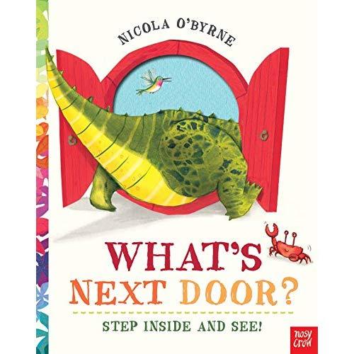 WHAT'S NEXT DOOR ?