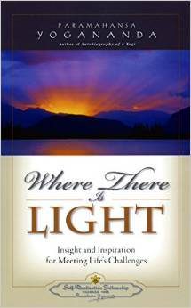 WHERE THERE IS LIGHT (ENGLISH)