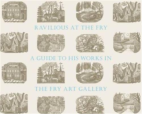 RAVILIOUS AT THE FRY /ANGLAIS
