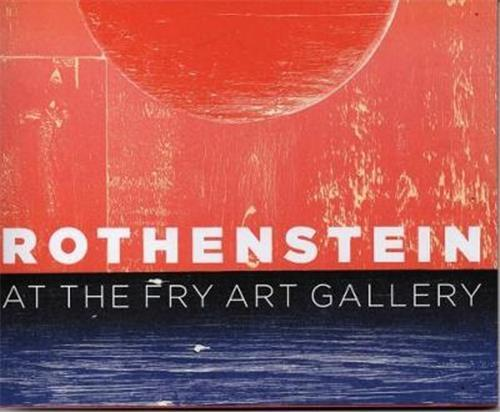 ROTHENSTEIN AT THE FRY ART GALLERY /ANGLAIS