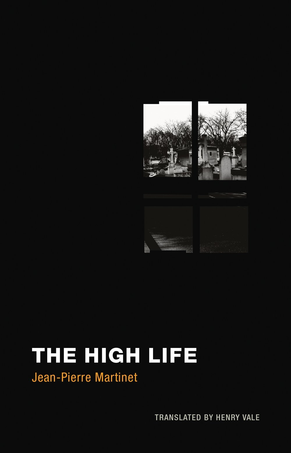 JEAN-PIERRE MARTINET THE HIGH LIFE /ANGLAIS