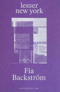 FIA BACKSTROM LESSER NEW YORK (GREATER NEW YORK) /ANGLAIS