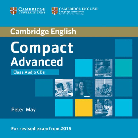 COMPACT ADVANCED CLASS AUDIO CDS 2