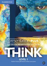 THINK LEVEL 1 PRESENTATION PLUS DVD-ROM