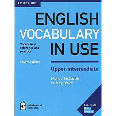 ENGLISH VOCABULARY IN USE UPPER INTERMEDIATE BOOK
