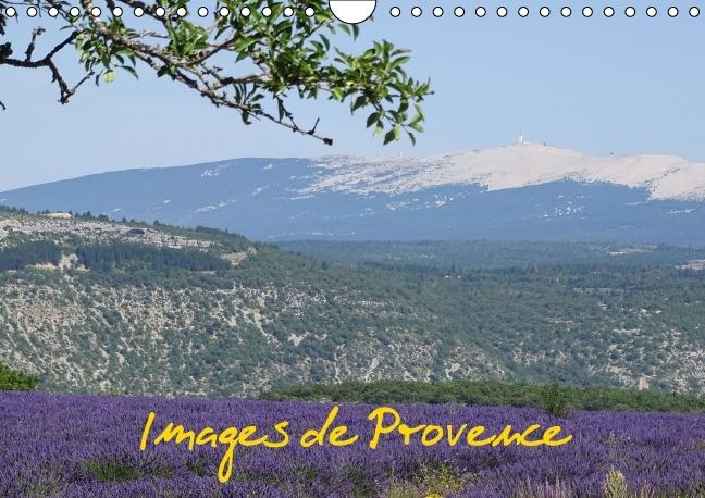 IMAGES DE PROVENCE CALENDRIER MURAL 2015 DIN A4 HORIZONTAL