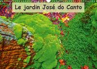 LE JARDIN JOSE DO CANTO CALENDRIER MURAL 2020 DIN A3 HORIZONTAL - JARDIN JOSE DO CANTO A FURNAS