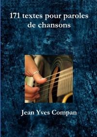 171 TEXTES POUR PAROLES DE CHANSONS